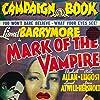 Bela Lugosi, Elizabeth Allan, Carroll Borland, and Henry Wadsworth in Mark of the Vampire (1935)