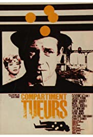 Compartiment tueurs Poster