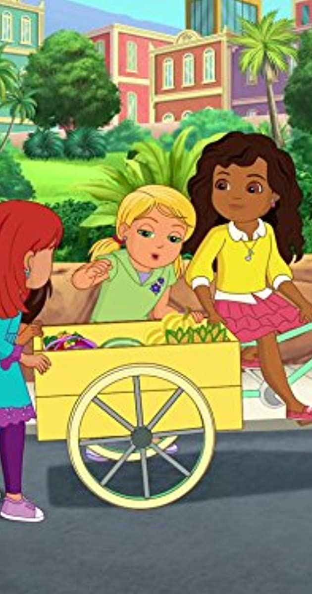 Dora And Friends Into The City Alana S Food Truck