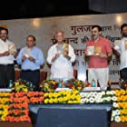 Gulzar at an event for Tehreer ... Munshi Premchand Ki (2004)