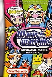 WarioWare, Inc.: Mega Microgame$! Poster