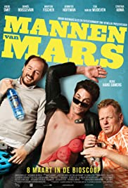 Mannen van Mars Poster