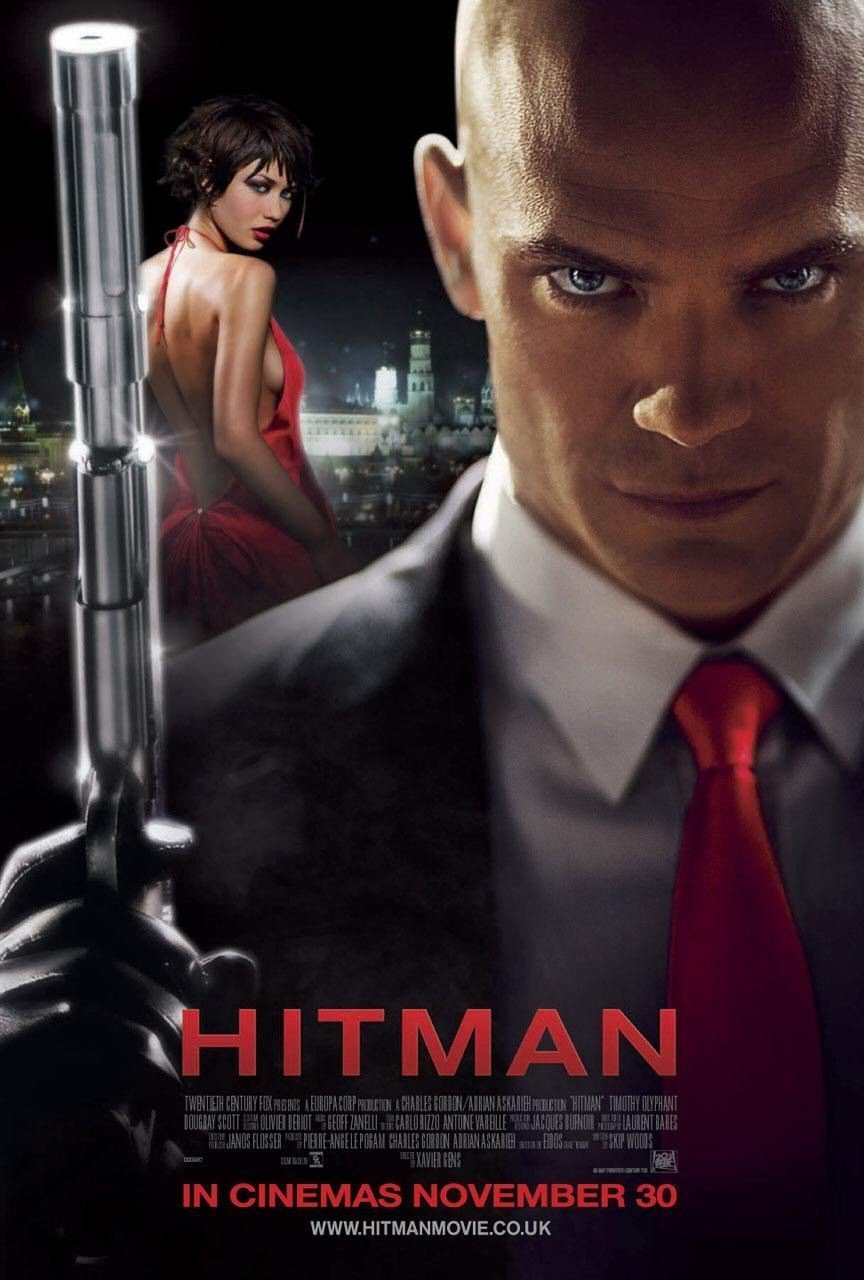 Hitman: Assassino 47 [Dub] – IMDB 6.3