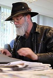 Terry Pratchett: Back in Black Poster