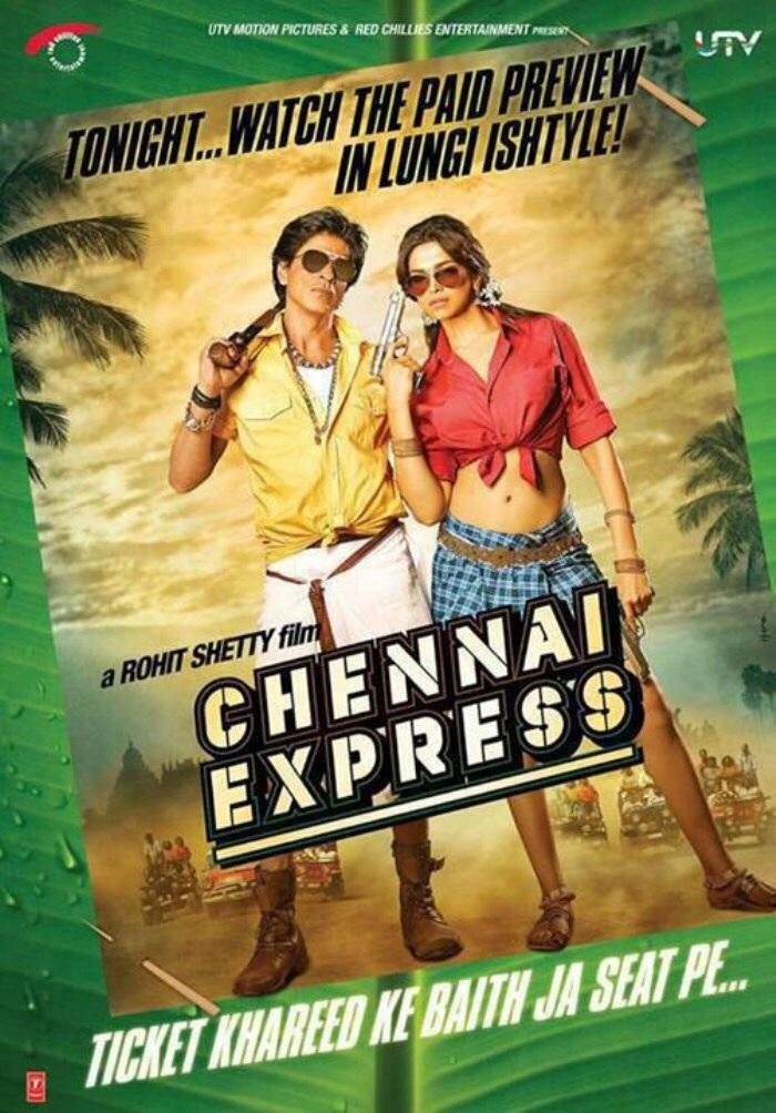 Free Download Chennai Express Full Movie