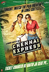 Primary photo for Chennai Express