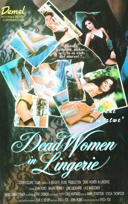 Dead Women in Lingerie (1990)