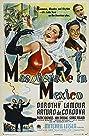 Masquerade in Mexico (1945) Poster