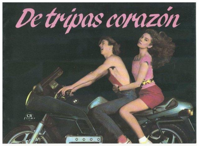 De tripas corazón ((1985))