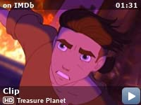 treasure planet imdb trivia