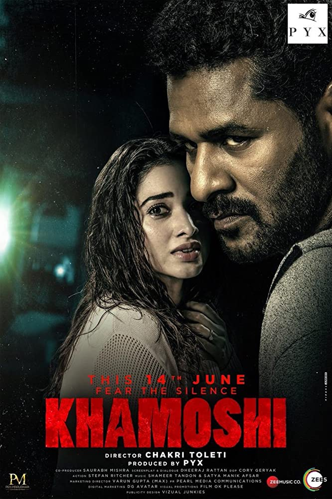 Khamoshi 2019 Hindi Pre-DVDRip x264 700MB Download