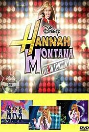 Hannah Montana: Live in London(2007) Poster - TV Show Forum, Cast, Reviews
