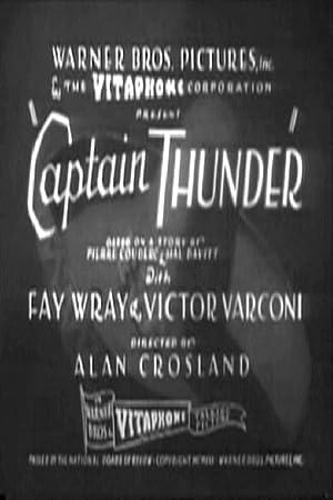 Where to stream Captain Thunder