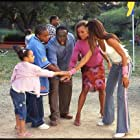 Vanessa Williams, Cedric the Entertainer, Shad Moss, Solange, and Gabby Soleil in Johnson Family Vacation (2004)