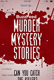 BuzzFeed Murder Mystery Stories Poster