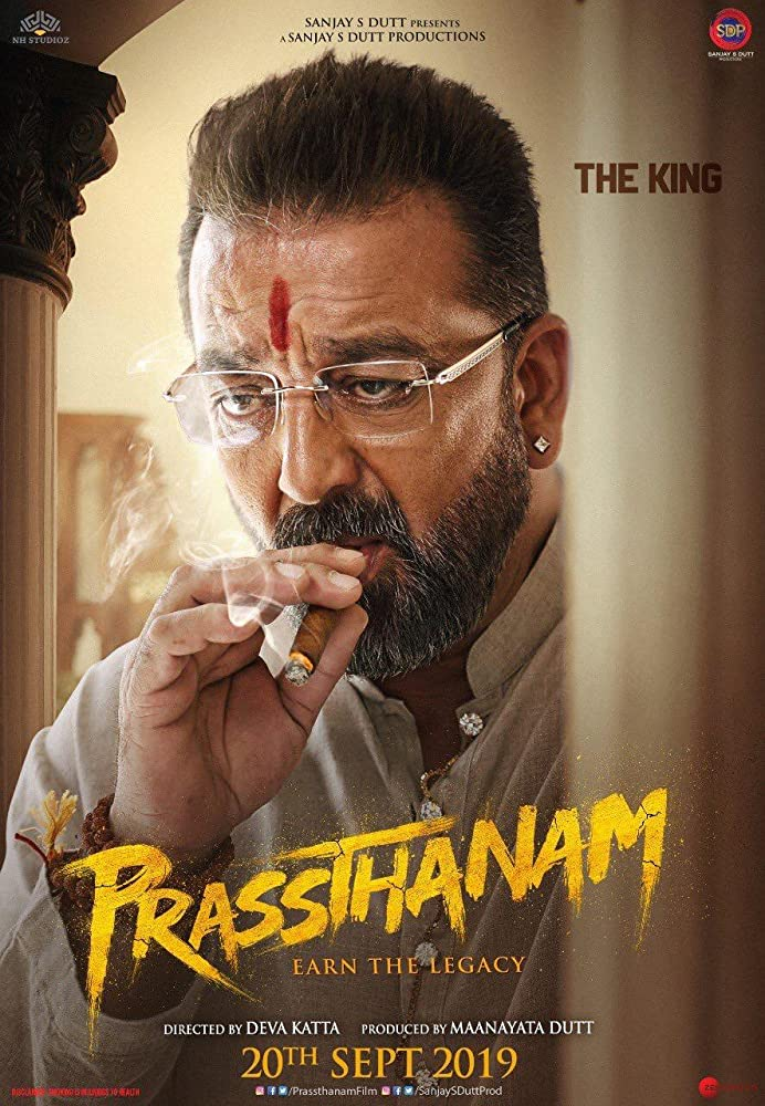 Prassthanam (2019) Hindi
