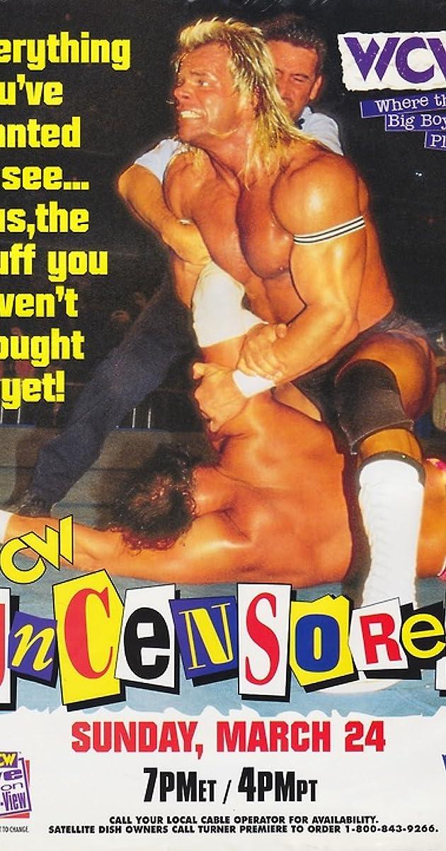WCW Uncensored (1996) - IMDb