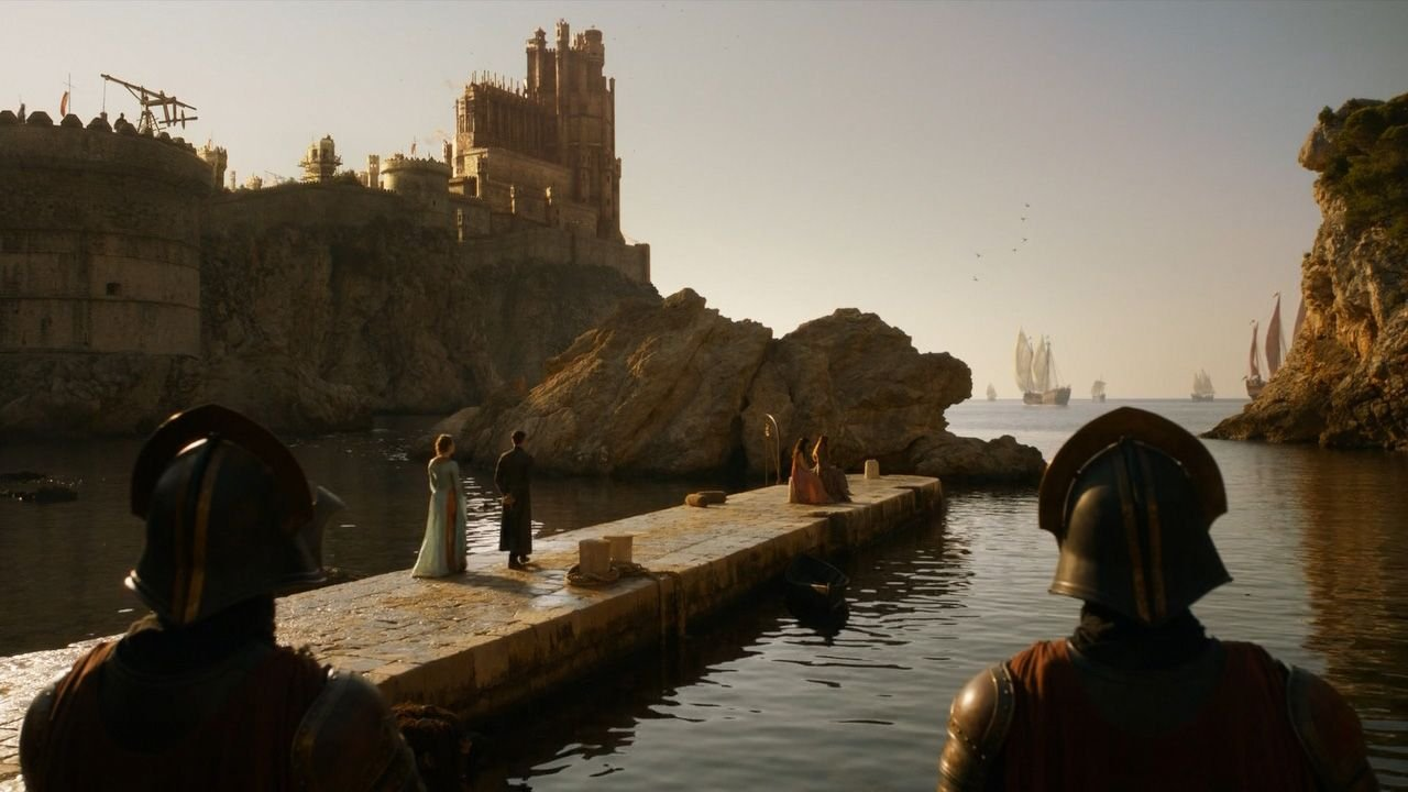 Game of Thrones Filming Locations in Croatia: Pile