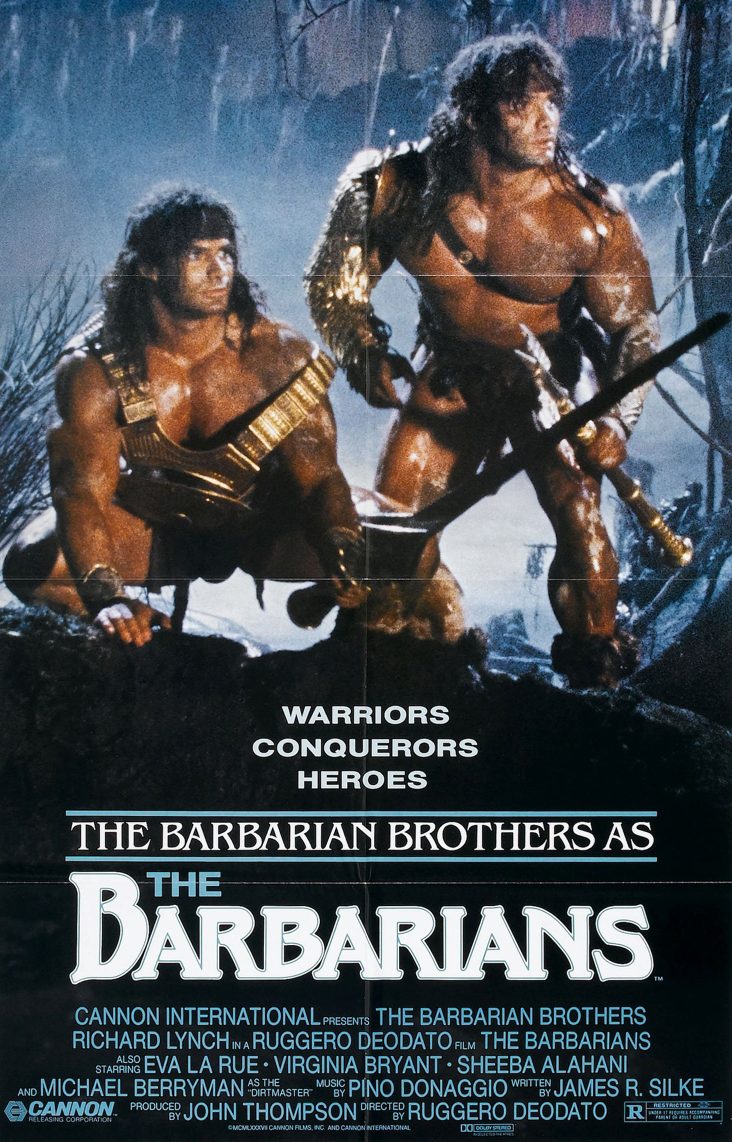 barbarians dvdrip