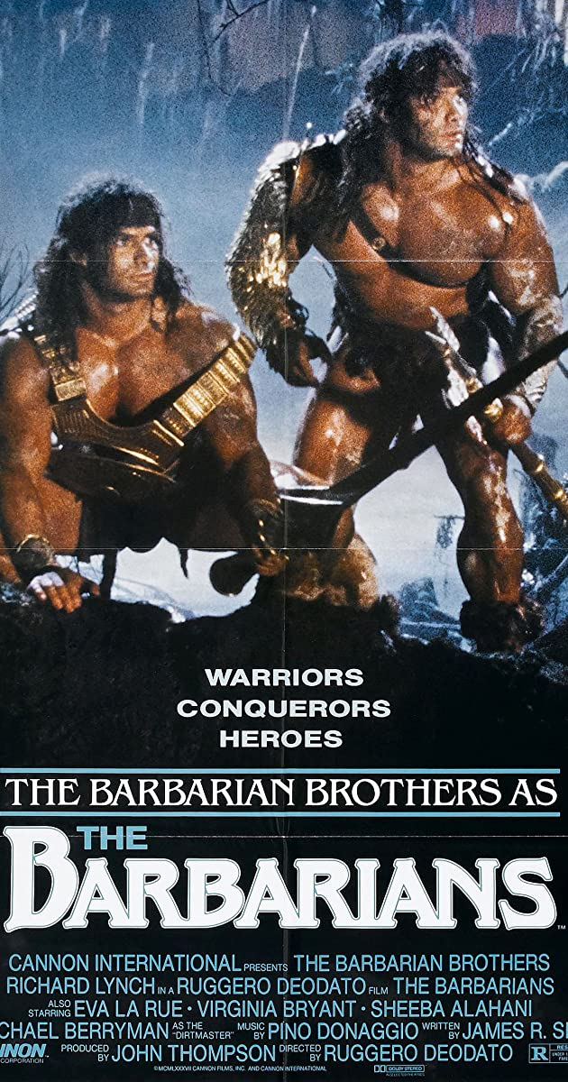 Subtitle of The Barbarians