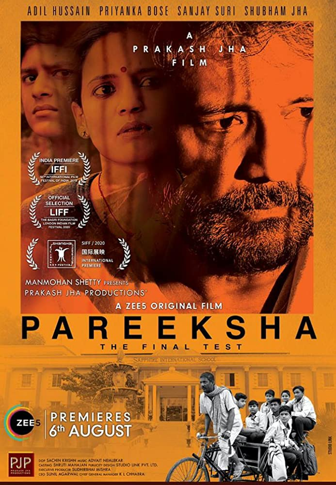Pareeksha 2020 Hindi 400MB HDRip ESubs 480p