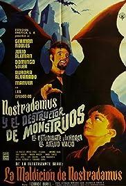 Nostradamus y el destructor de monstruos Poster