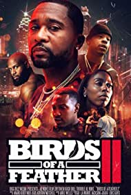 Curtis Franklin, Zaytoven, Annetta Asia Mion Brooks, and Metro Boomin in Birds of a Feather 2 (2018)