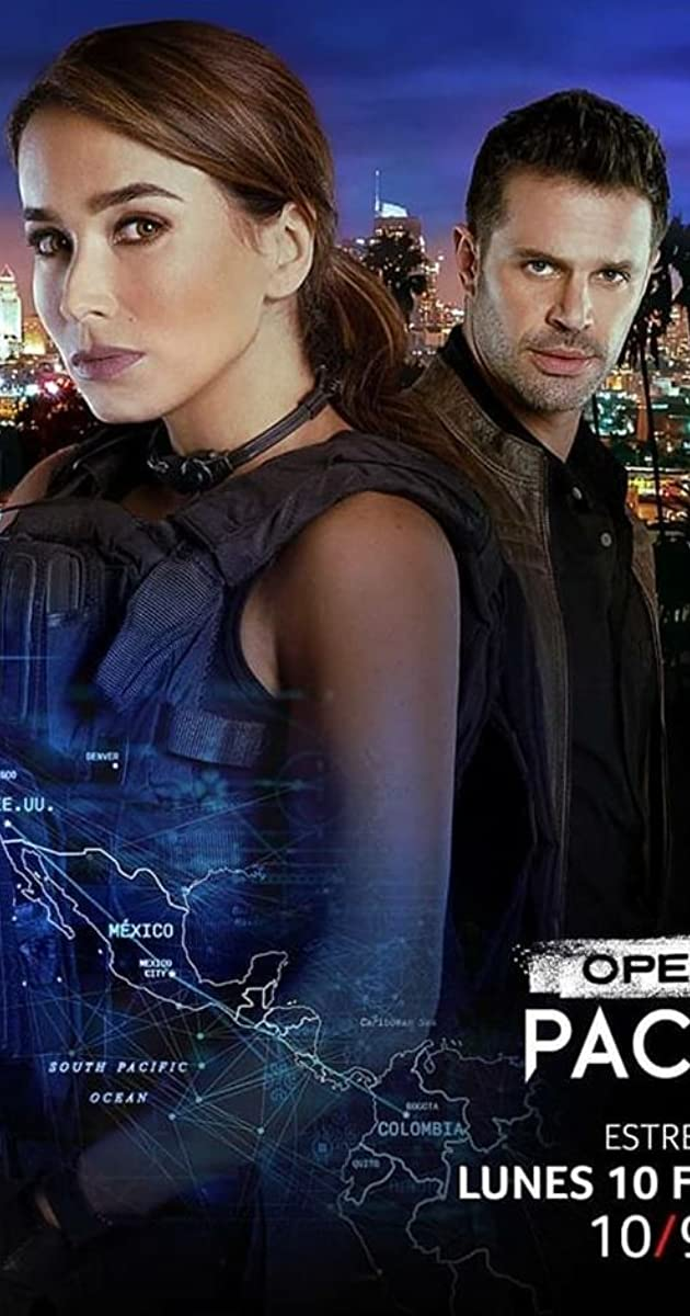 Download Operación Pacífico or watch streaming online complete episodes of  Season1 in HD 720p 1080p using torrent
