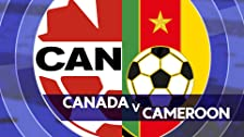 Canadá vs. Camerún