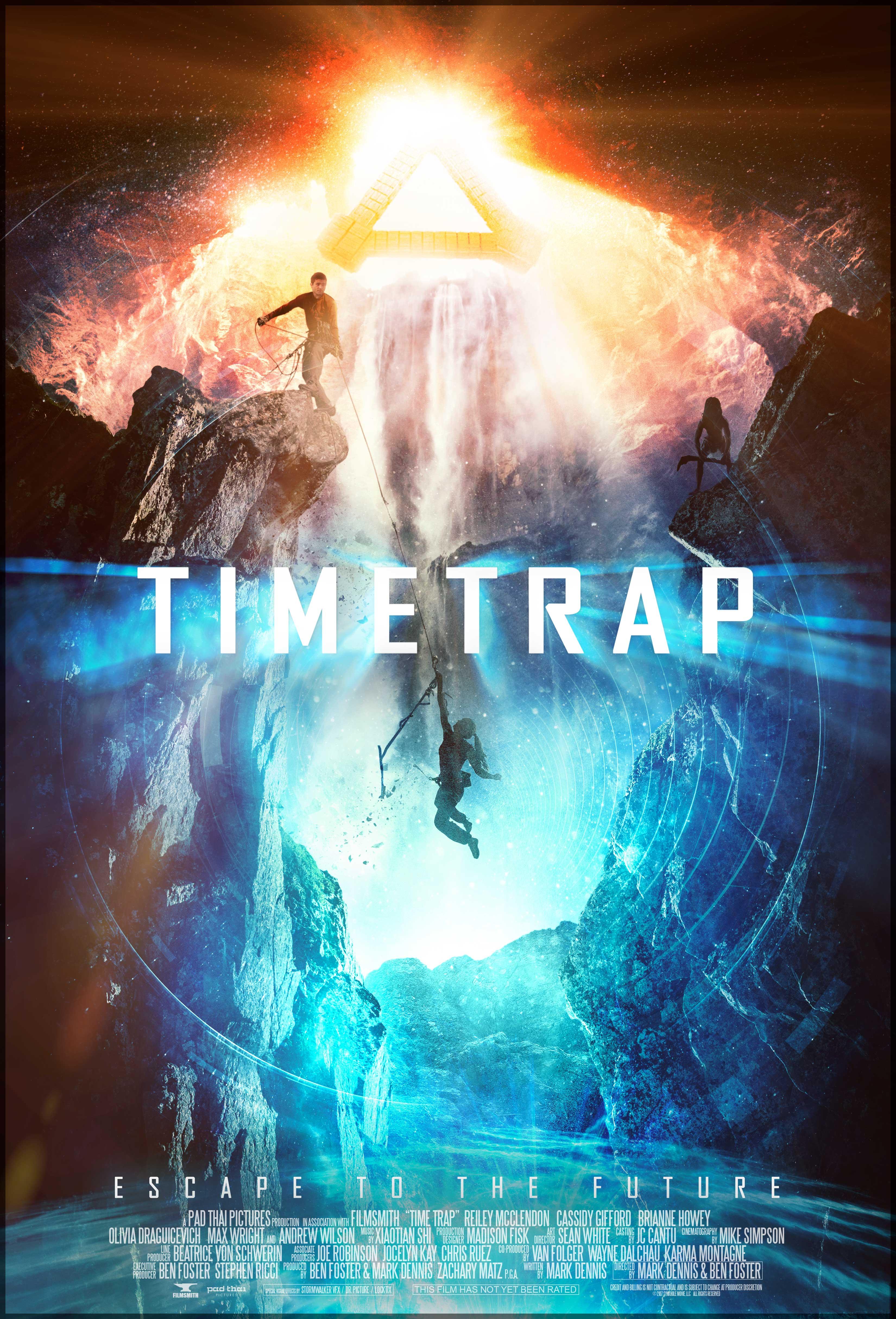 Time Trap (2017) - IMDb