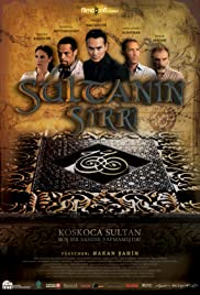 Sultanin Sirri Poster