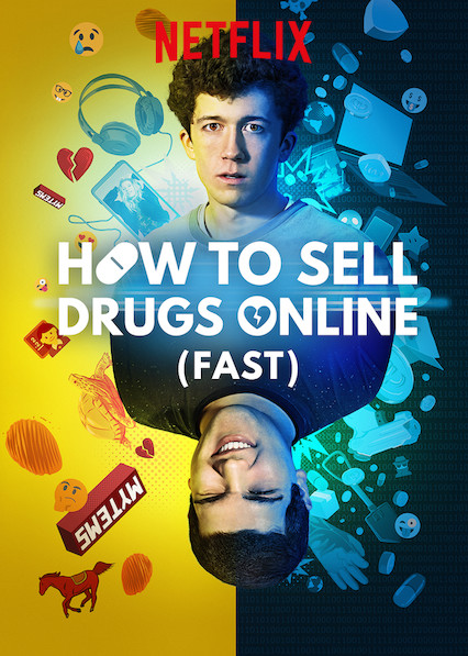 How to Sell Drugs Online (Fast) S1 (2019) Subtitle Indonesia