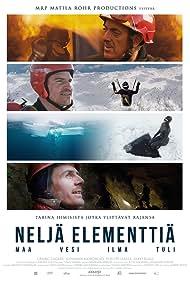 Neljä elementtiä - maa, vesi, ilma, tuli (2017)