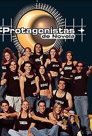 Protagonistas de novela - Colombia Poster