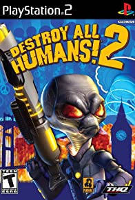 Primary photo for Destroy All Humans! 2