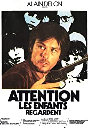 Attention, the Kids Are Watching Poster