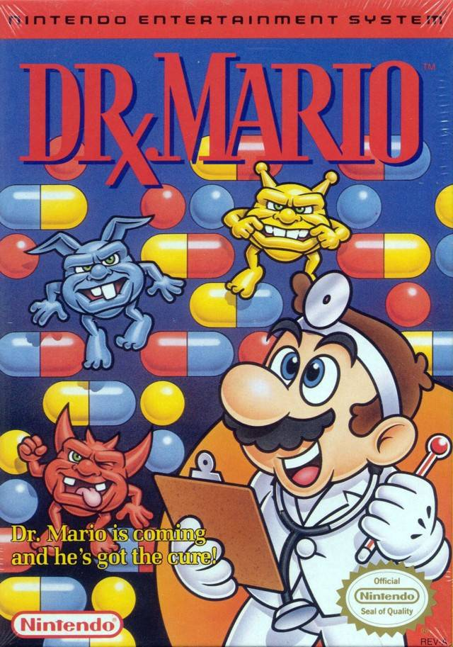Image result for dr. mario release date