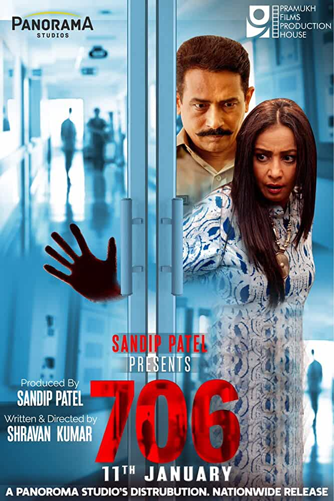 706 2019 Hindi 720p WEBRip 750MB x264 DD5.1 ESubs