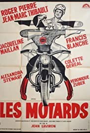 The Motorcycle Cops Poster