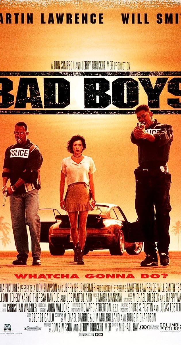 Bad Boys (1995) Subtitles