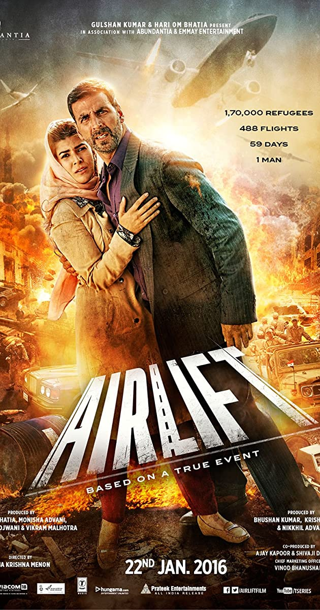 Subtitle of Airlift