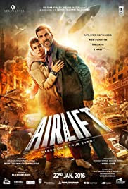 Airlift (2016) Full Movie Watch Online thumbnail