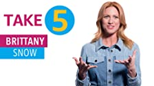 Take 5 With Brittany Snow