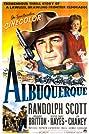 Albuquerque (1948) Poster