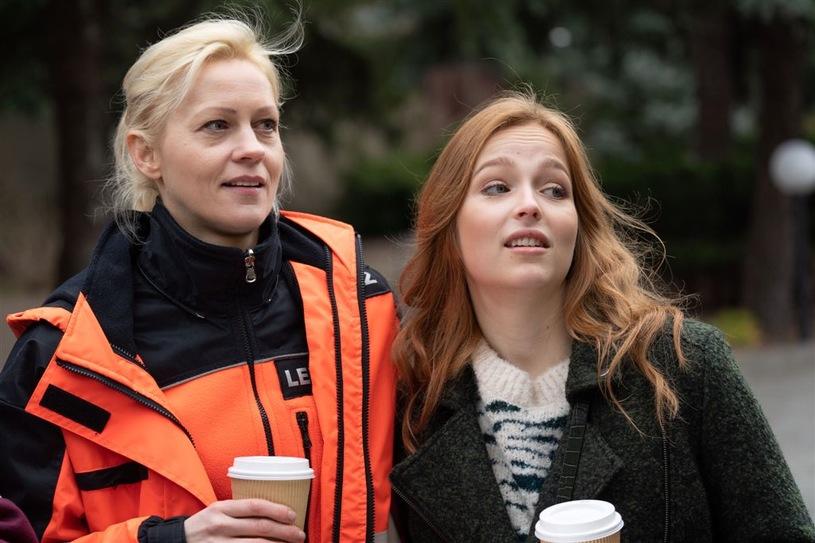 Lea Oleksiak in Na sygnale (2014)