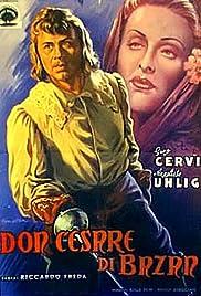 Don Cesare di Bazan Poster