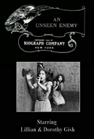 An Unseen Enemy (1912) Poster - Movie Forum, Cast, Reviews