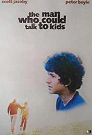 The Man Who Could Talk to Kids Poster