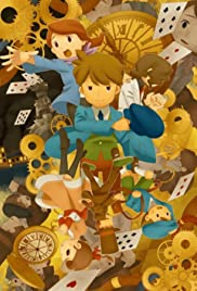 Professor Layton and the Unwound Future (2008) Poster - Movie Forum, Cast, Reviews