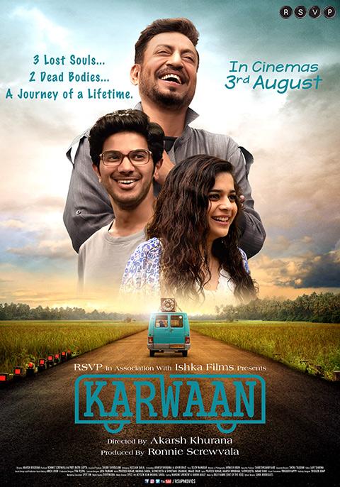 Karwaan (2018) Hindi Movie